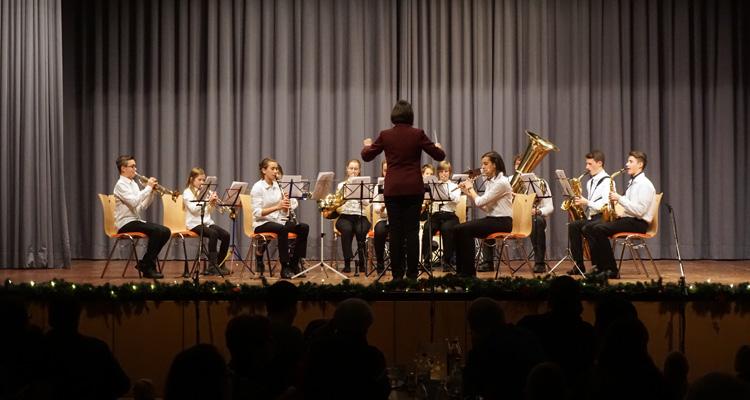 Jugendorchester Weihnachtsfeier 2017