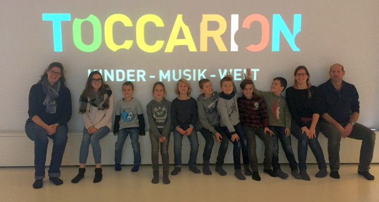 Musikverein KIDS Toccarion